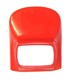 Lamp cover red