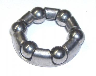 "Bearing Retainer Ø 19 mm, 3/16"", 6 balls"