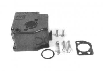 Housing for. Intake silencer (Spare part Set)