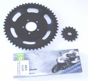 Chain kit HERCULES GT