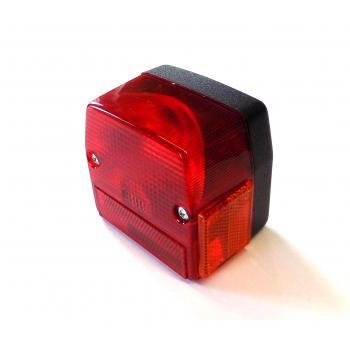 Tail light with brake light