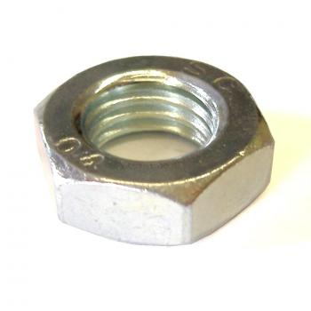 Hexagon nut DIN 936 - M 12 x 1,5 - 04 - ZN