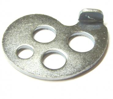 Chain tensioner right