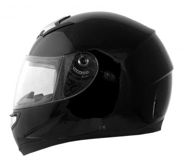 Full Face Helmet AMX Indianapolis, black, size: M
