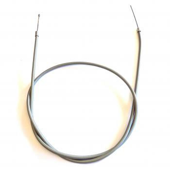 Throttle cable silver, Mobylette N 150