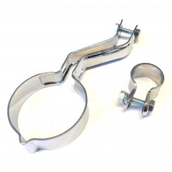 Exhaust clamp set NSU Quickly