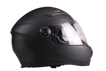 Full face helmet VITO Falcone, black matt, size: L
