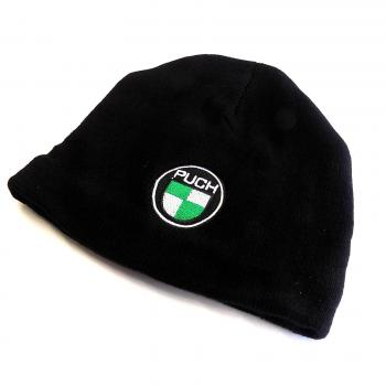Wool cap PUCH black
