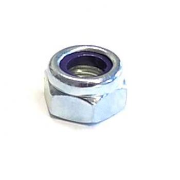 DIN 985 - hexagon nut with clamping part